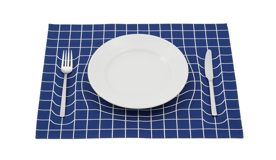 Trick Placemat by AP Works