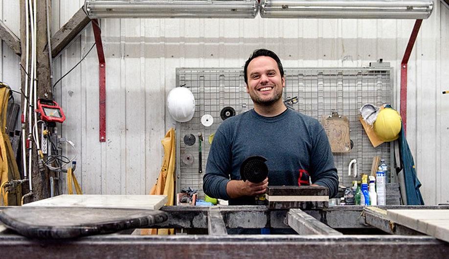 Jean-François Bussière of Atelier Bussière