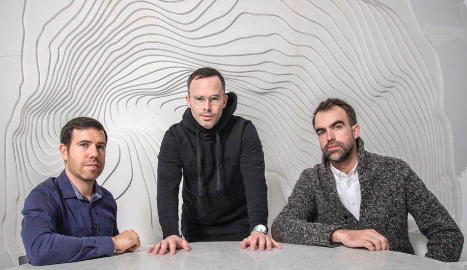 Snarkitecture's Alex Mustonen will speak at Interior Design Show 2018.