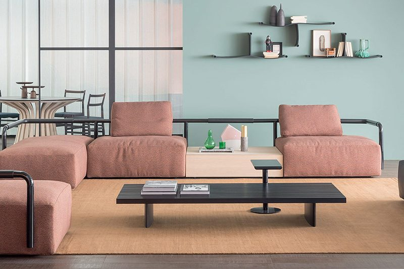 Soft Props Seating by Cassina