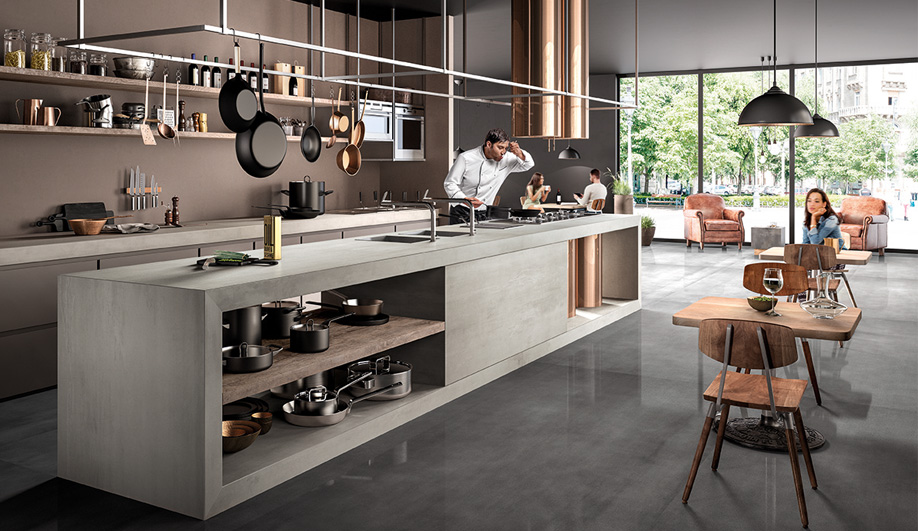 SapienStone Porcelain Stoneware Surfaces by Ciot