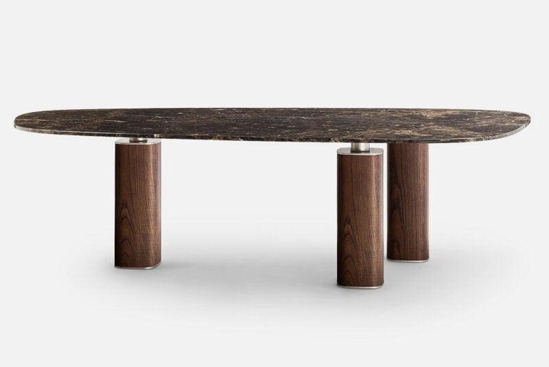 Jane Table byPoltrona Frau