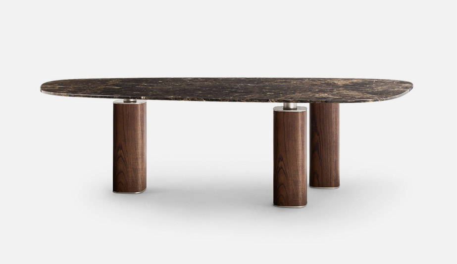 Jane Table by Poltrona Frau