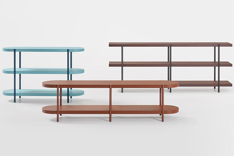 Palladio Shelves by Artifort