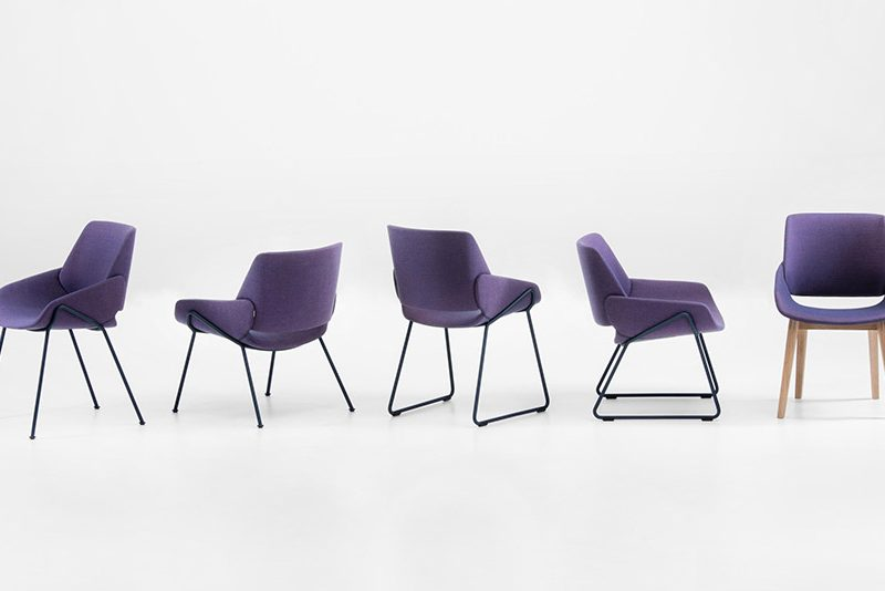Monk Seating by Prostoria