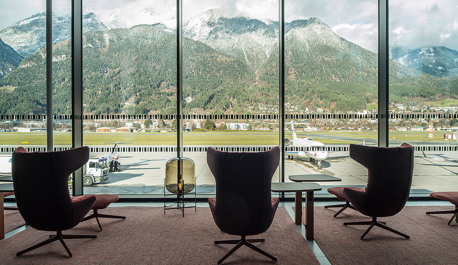 Three Contemporary Airport Lounges that Soar Above the Rest