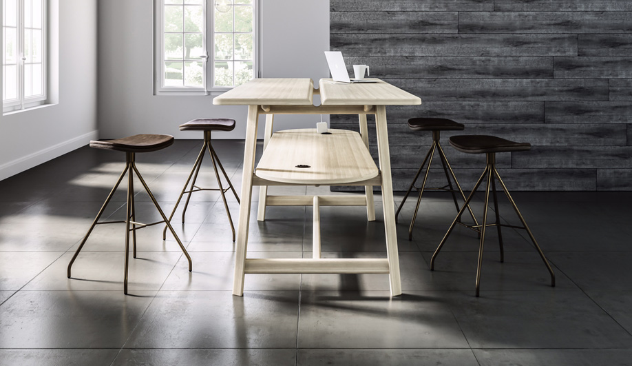 Studio Table by HBF