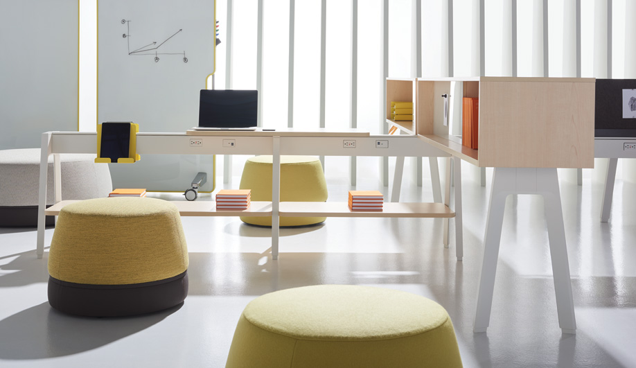 Expansion Cityline System by Teknion
