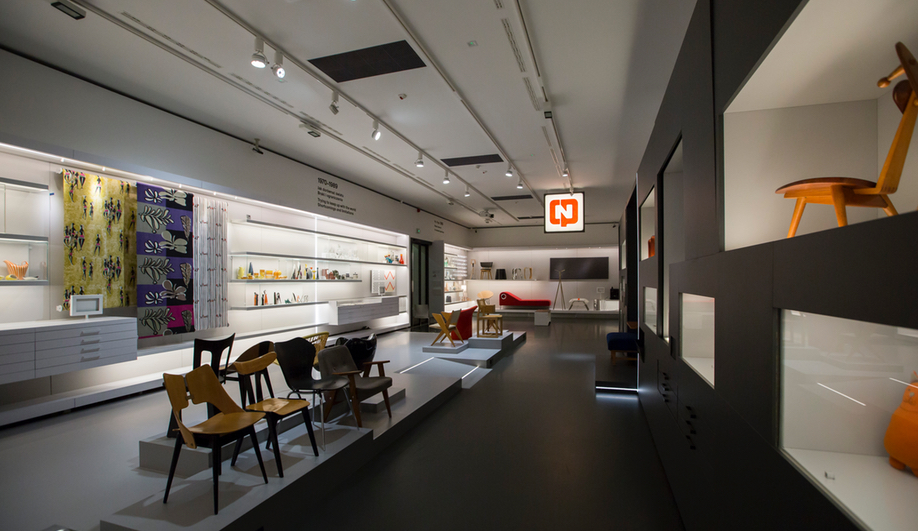 The Gallery of Polish Design in the National Museum of Warsaw