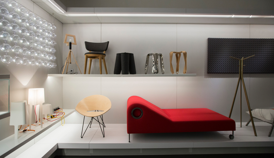 Inside the Gallery of Polish Design in Warsaw