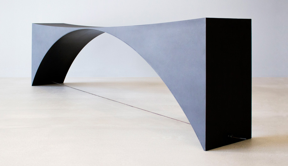 Guglielmo Poletti's Equilibrium Bench