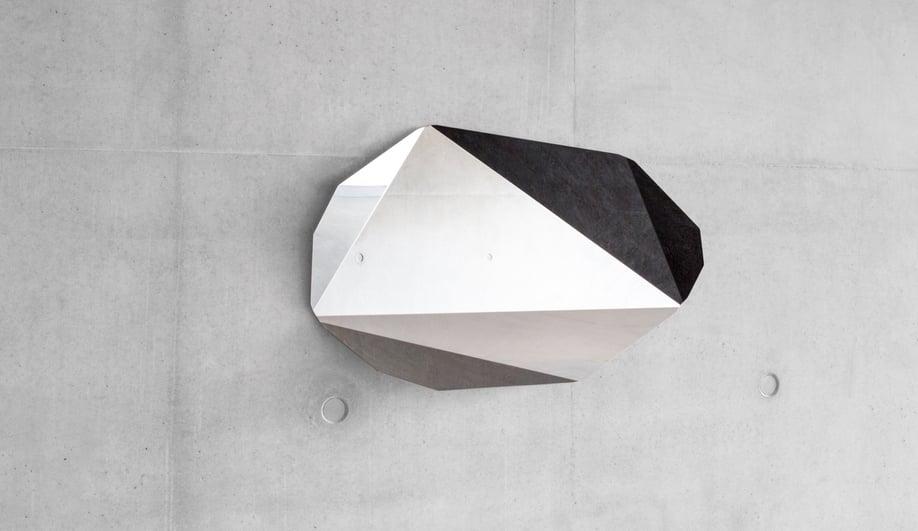 Piega Mirror and Pli Table by ClassiCon at IMM Cologne 2018