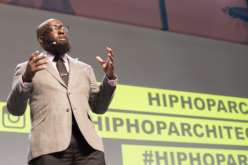 Michael Ford, the Hip Hop Architect