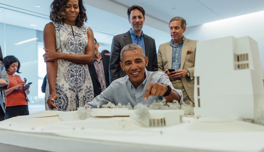 A Closer Look at the Obama Presidential Center in Chicago