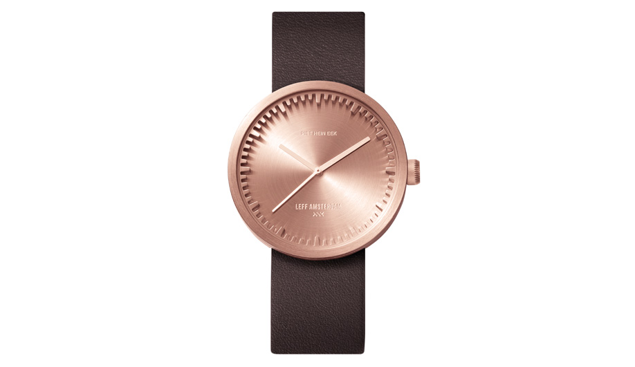 Leff Amsterdam's sweet tooth is Masonic is among our favourites in a growing crop of blue and pink watches.