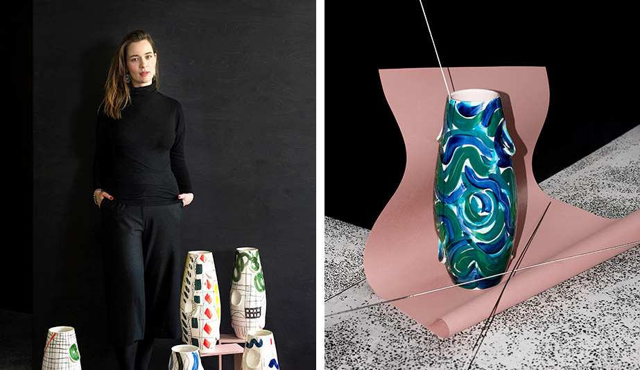 Malwina Konopacka is one of the Polish designers we're keeping an eye on.
