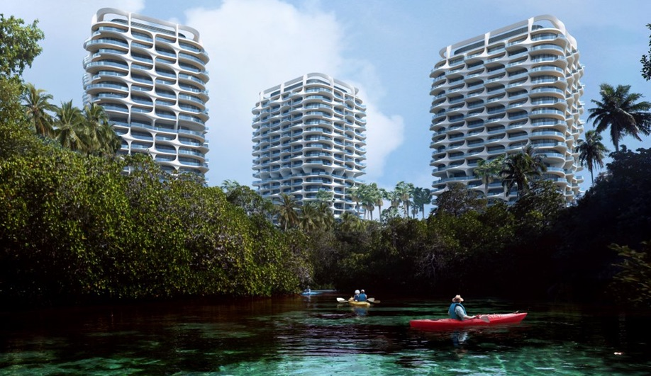 Alai, by Zaha Hadid Architects. We ask: are these architectural photos real or renderings?
