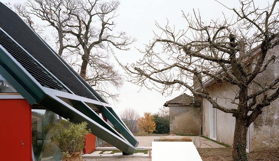 Dieter Dietz vineyard restoration