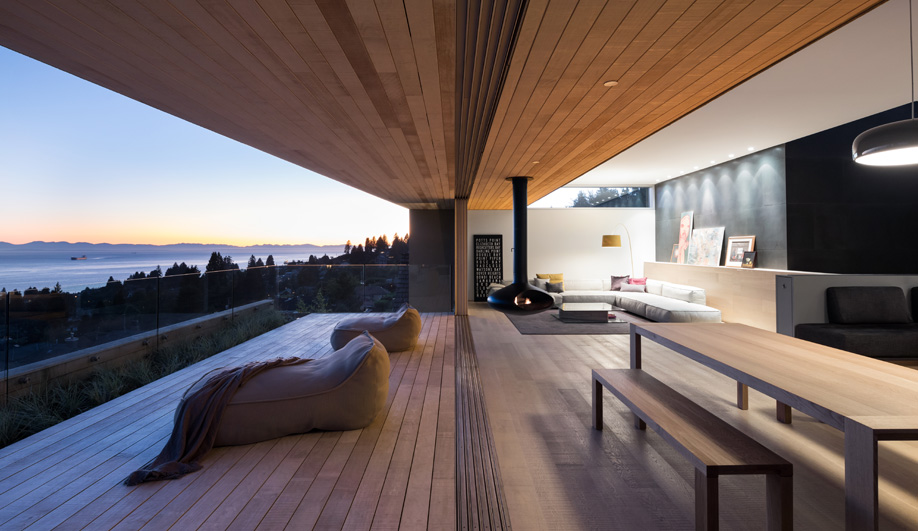 Mcleod Bovell's G'Day House in West Vancouver