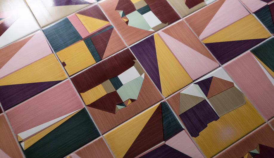 Corrispondenza Tiles by Ceramica Bardelli
