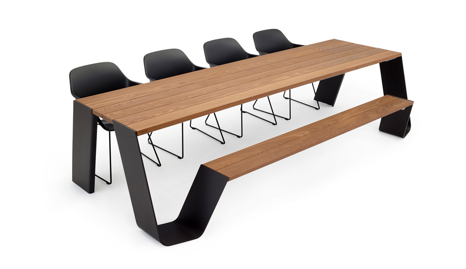 Hopper Combi Table by Extremeis