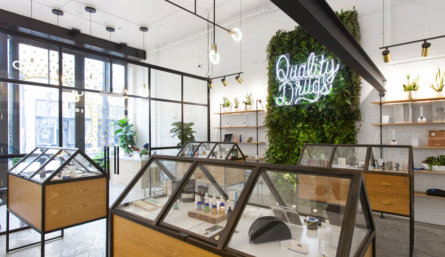 Head Shop to High-End: The Evolution of Pot Dispensary Design