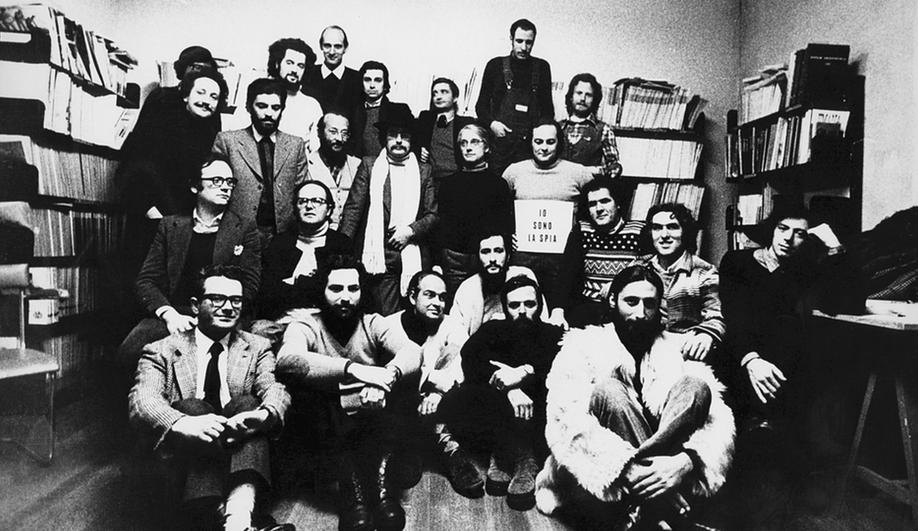 The Radicals of Italian Radical Design.