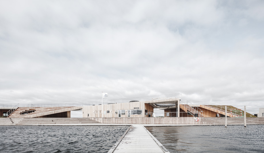 This Aalborg Swimming Pool Invites Visitors to Become Fjord Explorers