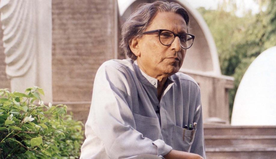 Balkrishna Doshi Wins 2018 Pritzker Prize