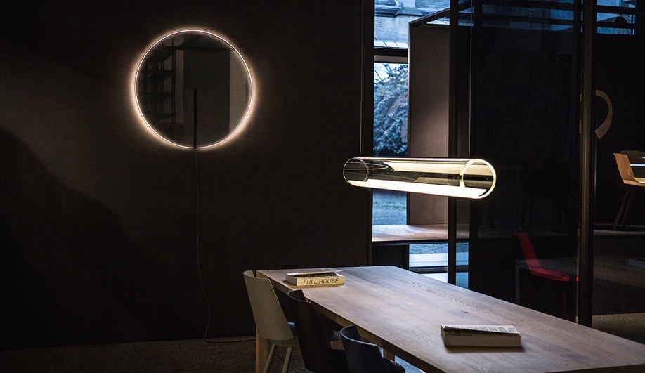 Light + Building 2018: Guise by Stefan Diez for Vibia