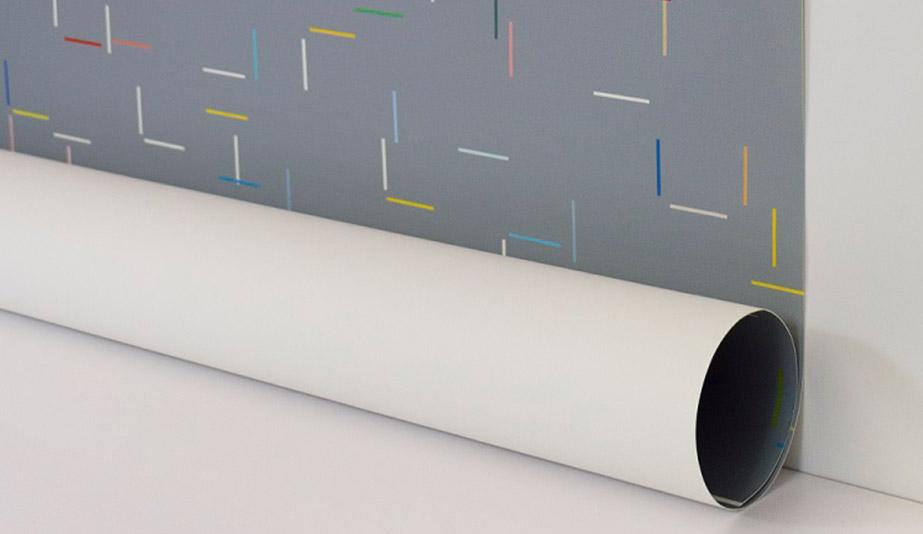 Color Bars Wallcovering by Designtex