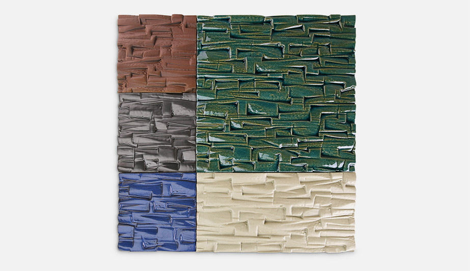 Stan Bitters Tile Collection by Heath Ceramics