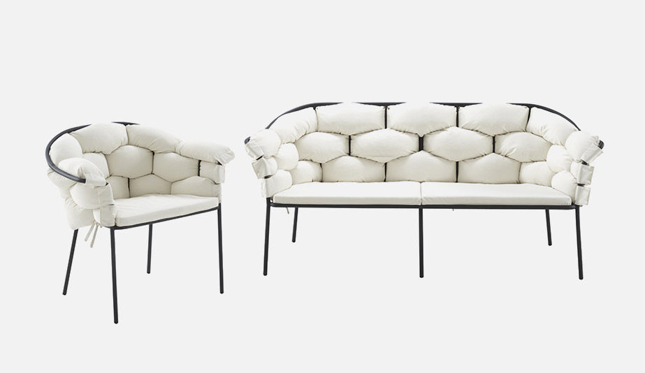 Serpentine Sofa by Ligne Roset