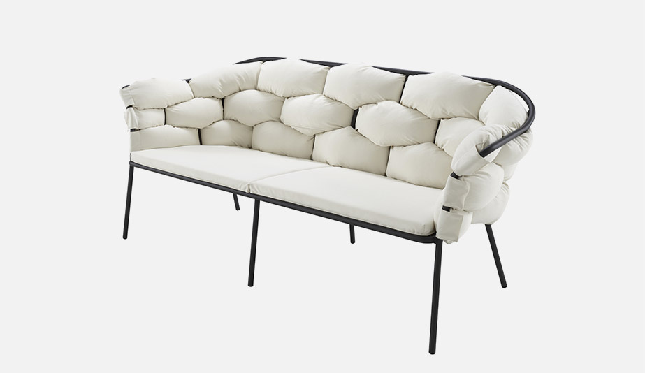 Serpentine Sofa by Ligne Roset