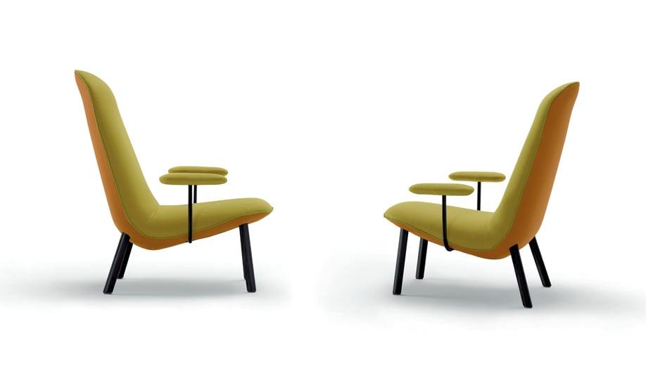 Leafo Lounger by Arflex