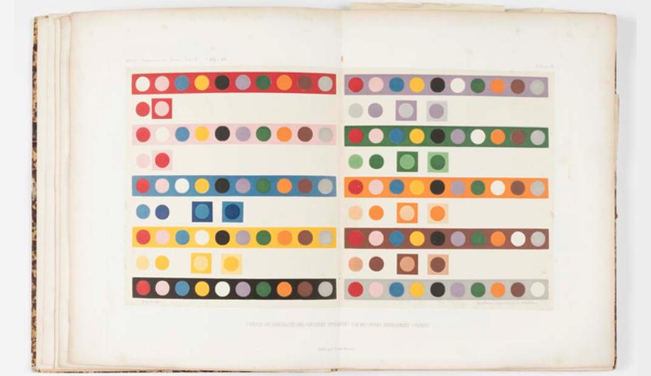 Saturated: The Allure and Science of Color: Jean-Francois Persoz, Traité théorique et pratique de l'impression des tissus (1805-1868)