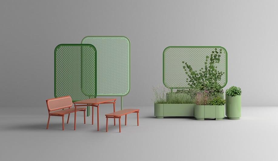 Emerging female product designers: Kristine Five Melvær's Pop series for Vestre
