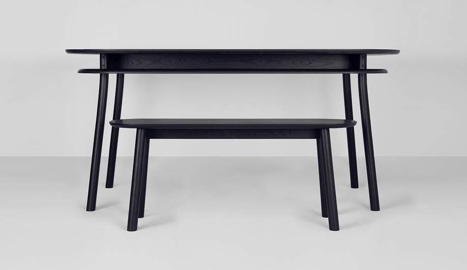 Emerging female product designers: Earnest Studio's Rachel Griffin's Stow table