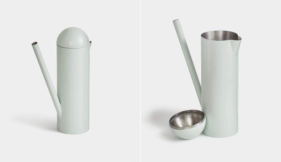 Emerging female product designers: Earnest Studio's Rachel Griffin's Deuce watering can / pitcher