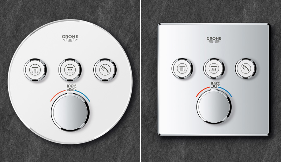 SmartControl System by Grohe