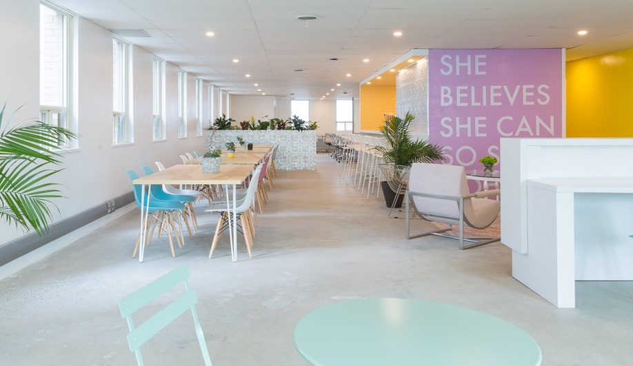 A Taste of Make Lemonade, Toronto's Coworking Space for Women