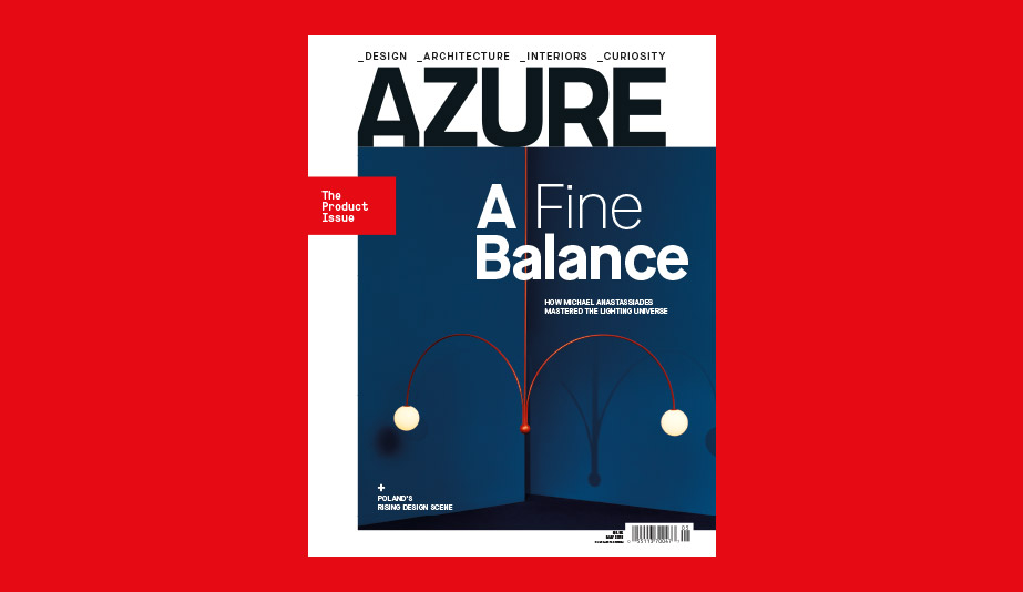 Out Now: AZURE May 2018 - The Products Issue