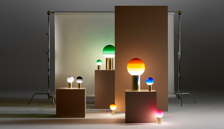 Light + Building 2018: Dipping Lightby Jordi Canudas for Marset