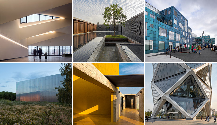 AZ Awards 2018 Finalists: Commercial/Institutional Architecture Over 1,000 Square Metres