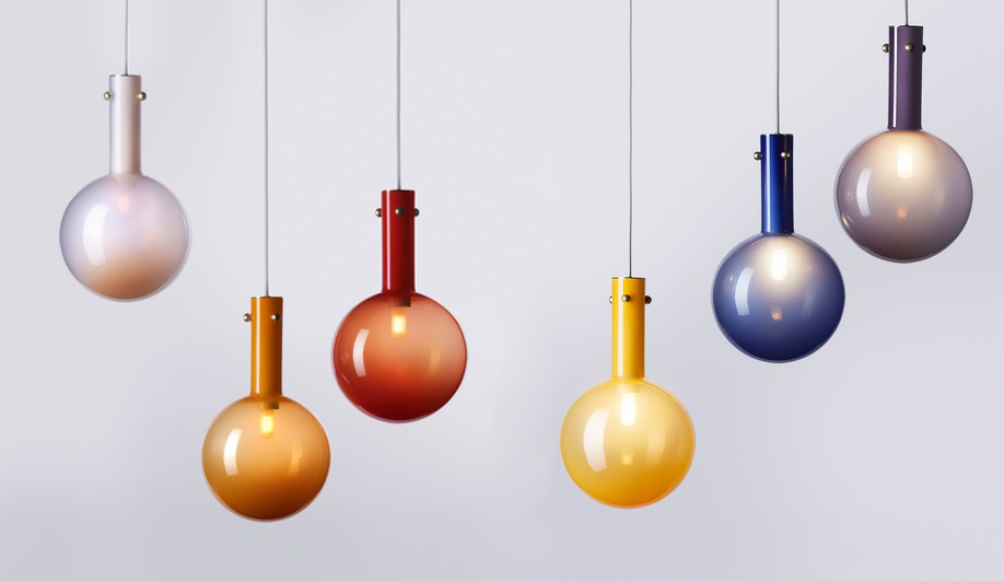 5 Stunning Pendant Lamps for Clustered Installations