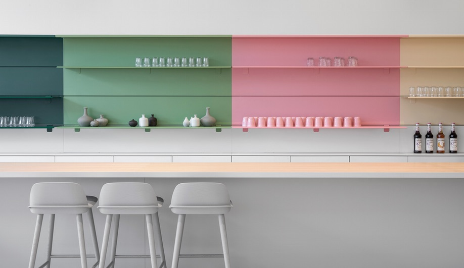 i29 Modernizes a Dutch Ceramics Museum Using Colour
