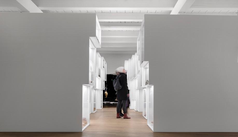 i29 Interior Architects Ceramics Museum