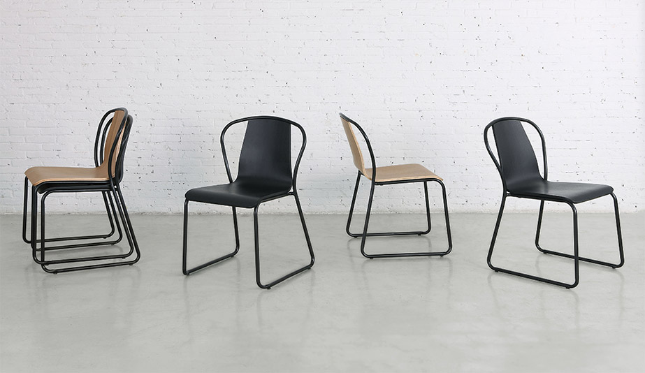 Fullerton Chair by Mad Furniture Design