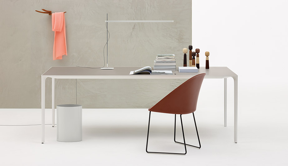 Nuur Table by Arper