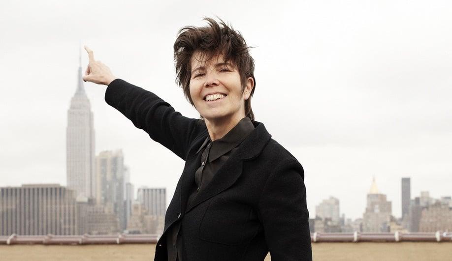 New York architect Liz Diller